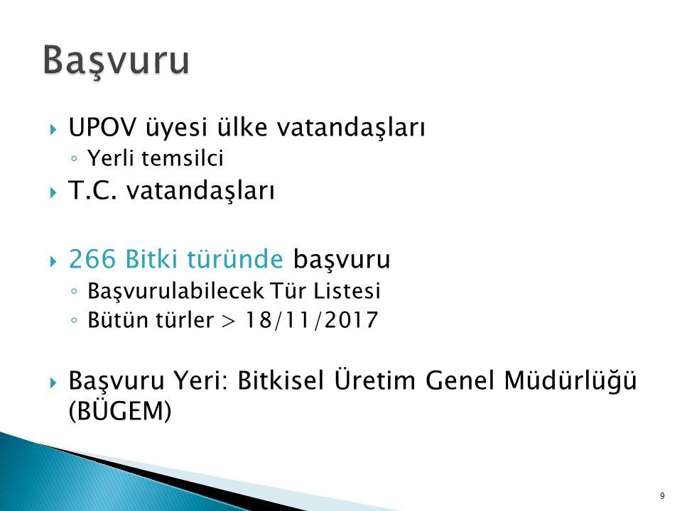10 BÜGEM TTSM (Ankara) Çayırova(Kocaeli) Beydere(Manisa) Samsun Adana Antalya