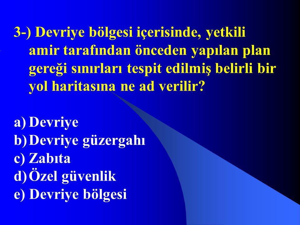 84-) Aşağıdakilerden hangisinde özel güvenlik görevlisi güzergâh boyu görevli sayılır.