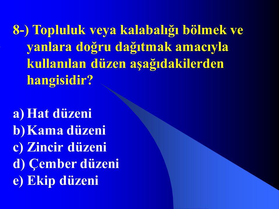 49-) Eşkâl tarifinde aşağıdakilerden hangisi insanlarda değişmeyen niteliklerden değildir.