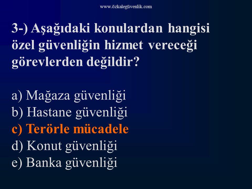 www.özkalegüvenlik.com 72-) Türkiye'de suç işleyen bir Alman vatandaşına hangi ülkenin ceza kanunları uygulanır.