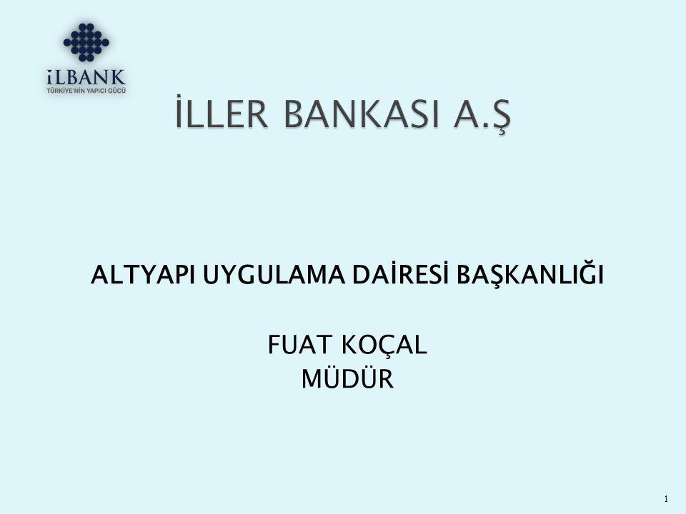  Bankamız; 1933 yılında, 15 Milyon TL sermaye ile «Belediyeler Bankası» adı ile kurulmuştur.