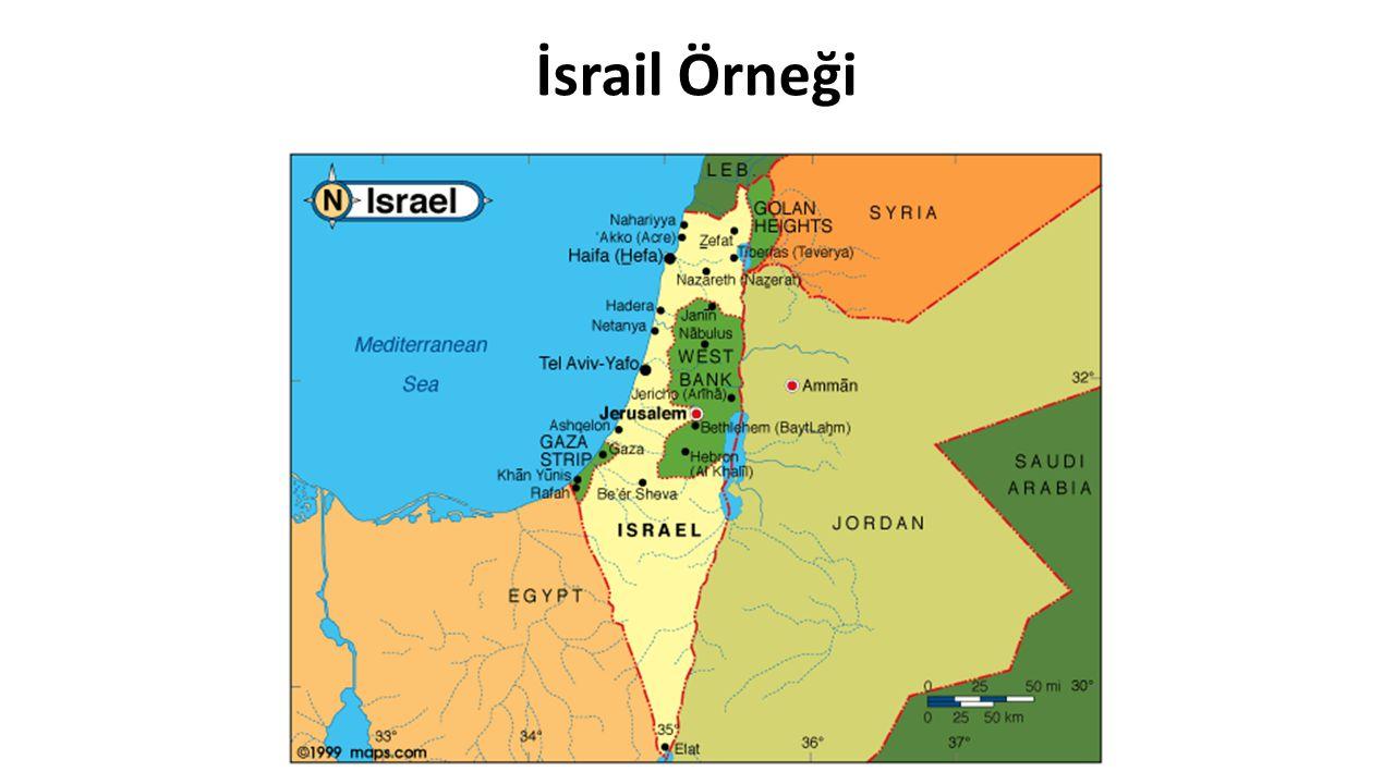 İsrail Örneği