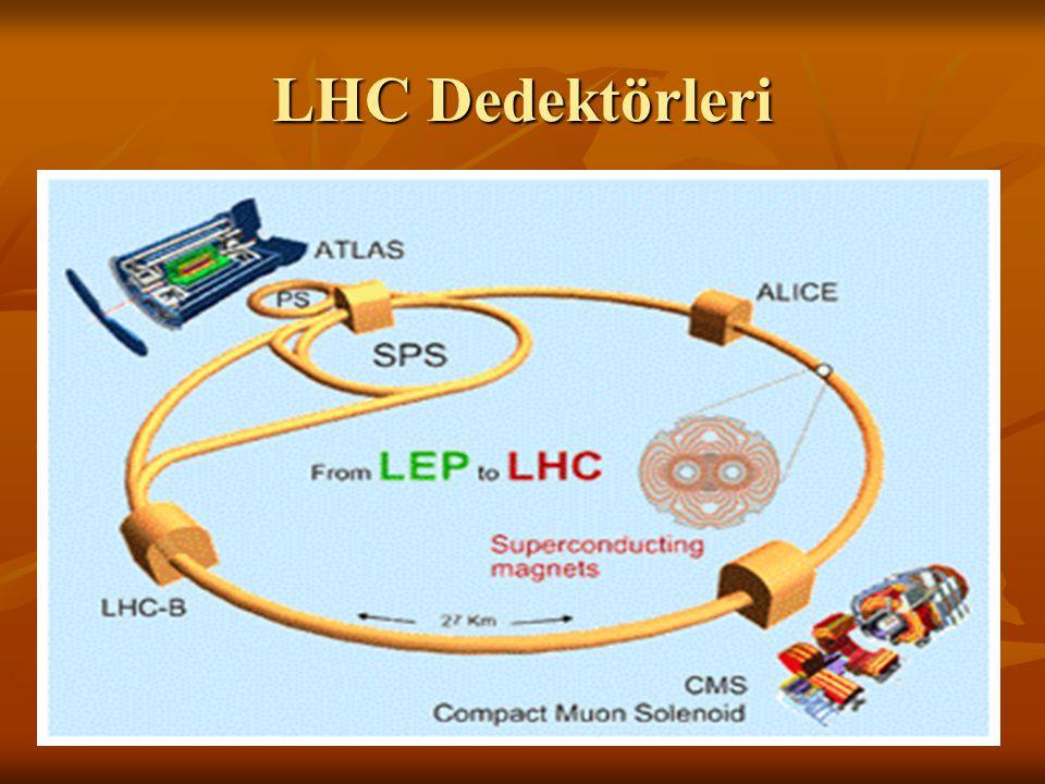 LHC Dedektörleri