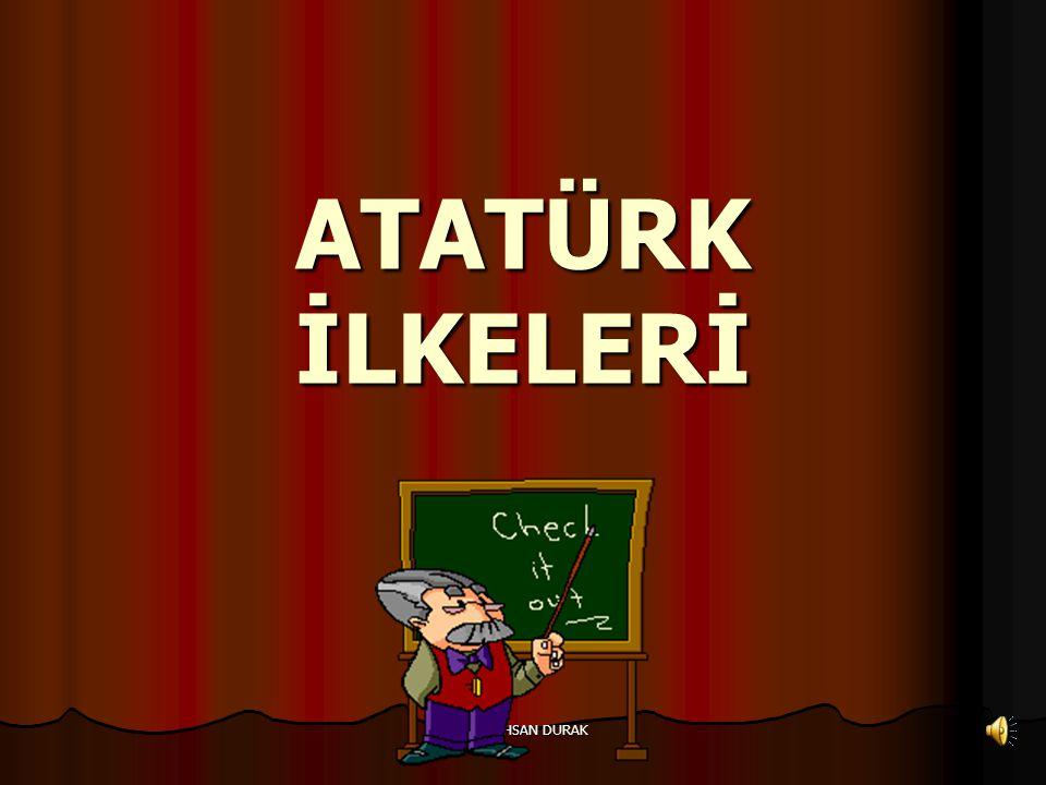 Öğrt: İHSAN DURAK www.ihsandurak.com