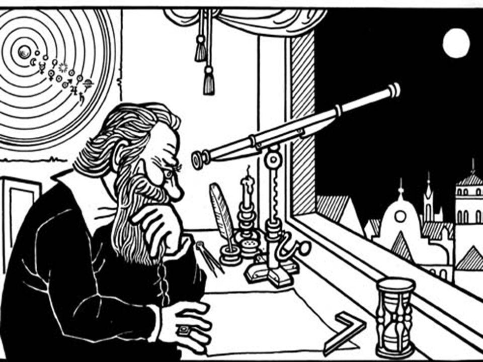 1609'da H H H H H oooo llll llll aaaa nnnn dddd aaaa'da teleskopun bulunduğunu işitti. Kendisi daha ileri bir alet yaparak bunu astronomi gözlemlerind