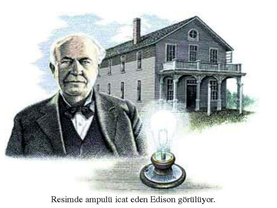 İki kez evlenen Edison'un altı çocuğu oldu. Yaşamının sonuna değin yeni buluşlar yapmak için uğraş verdi.Tam 1093 tane buluşu vardır.Kendisine Menlo P