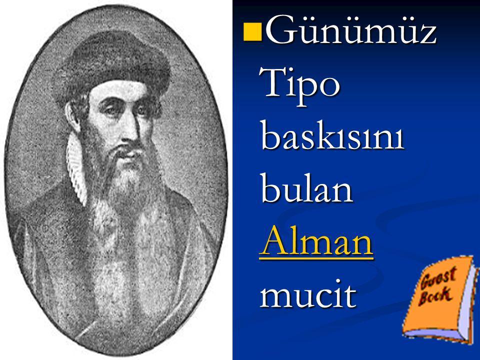 Johann Gutenberg 1398 – 3 Şubat, 1468 Mainz 13983 Şubat1468 Mainz13983 Şubat1468 Mainz