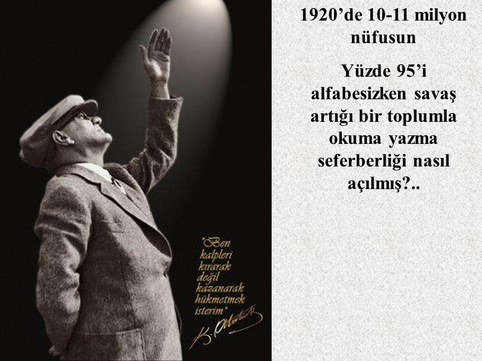 Mustafa Kemal kuşağı ne yapmış?.. Yöneticiler devletçiliğe neden ve nasıl sarılmış?.. Türkler bankacılığı nasıl öğrenmiş?.. Merkez Bankası 1930'a deği