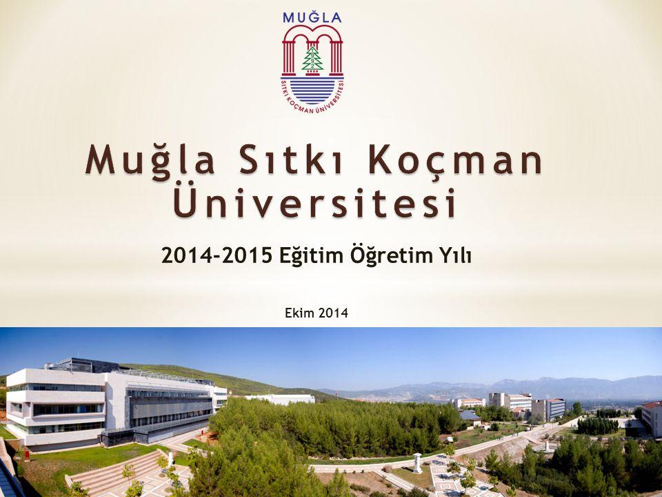 2014-2015 Eğitim Öğretim Yılı Ekim 2014