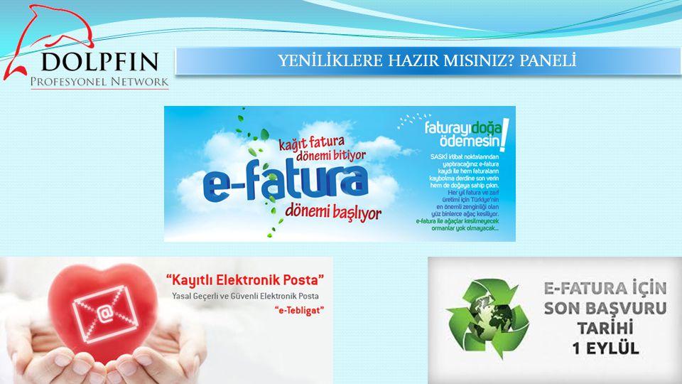 DOLFİN PROFESYONEL NETWORK ÜYELERİMİZ 33  S.M.Mali Müşavir Orhan SARIGENE  S.M.