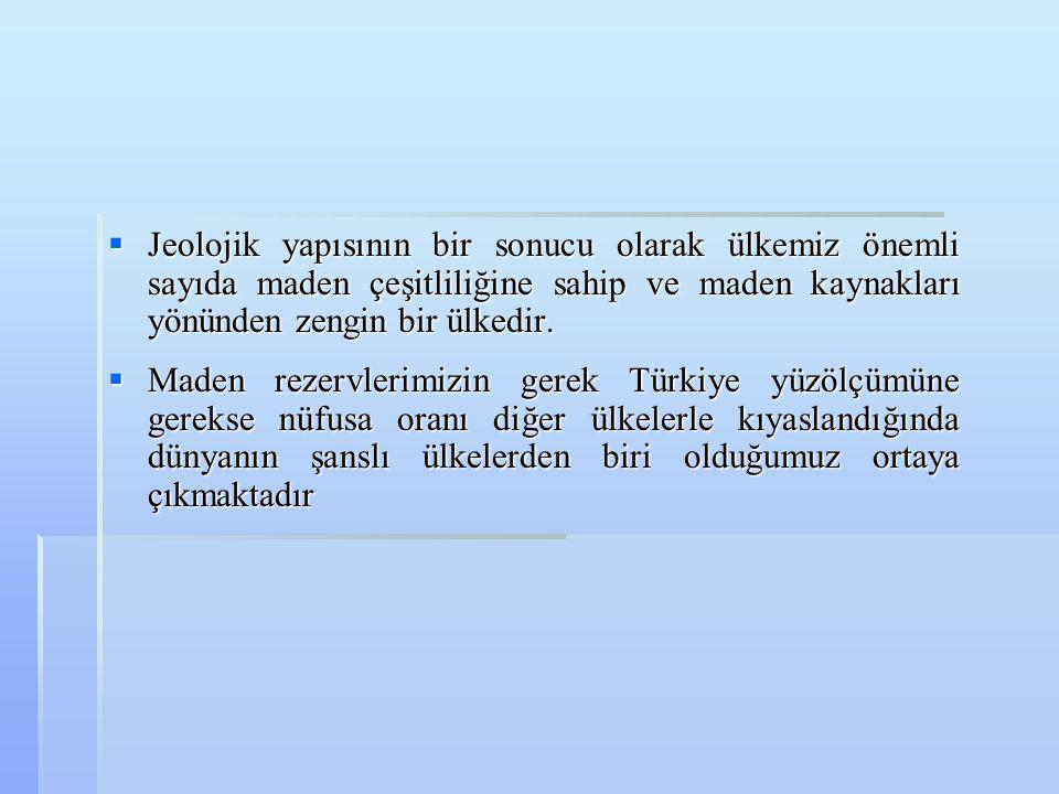 B 2 O 3 bazında ; B 2 O 3 bazında ;  Dünya bor rezervi,toplam 1 milyar 176 milyon ton,  Türkiye bor rezervi ise toplam 851 milyon ton olarak bilinmektedir.