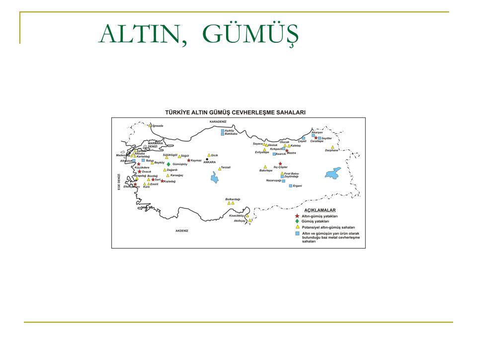 ALTIN, GÜMÜŞ