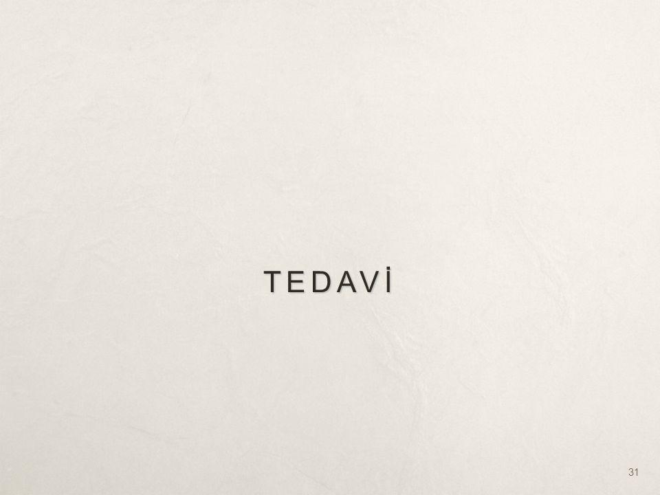 TEDAVİ 31