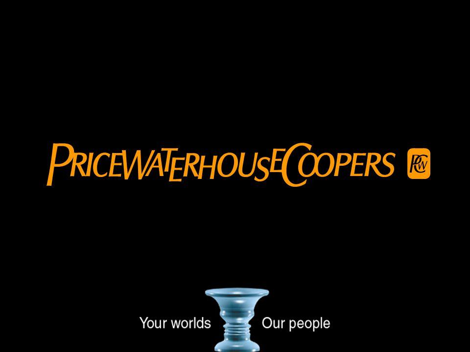 PricewaterhouseCoopersSlide 30.