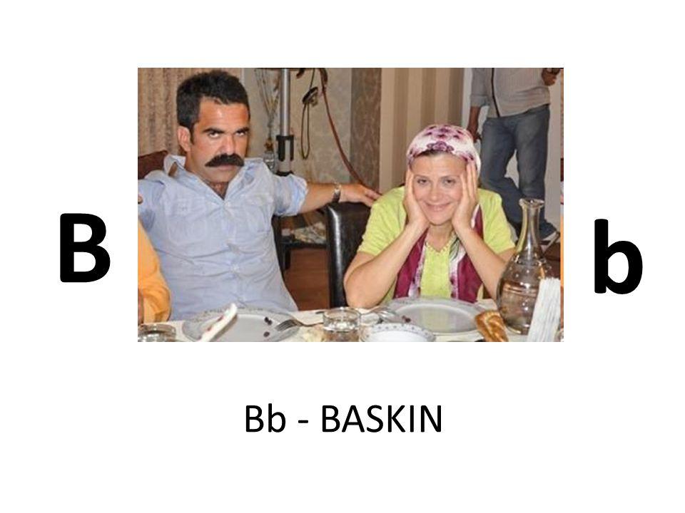 Bb - BASKIN B b
