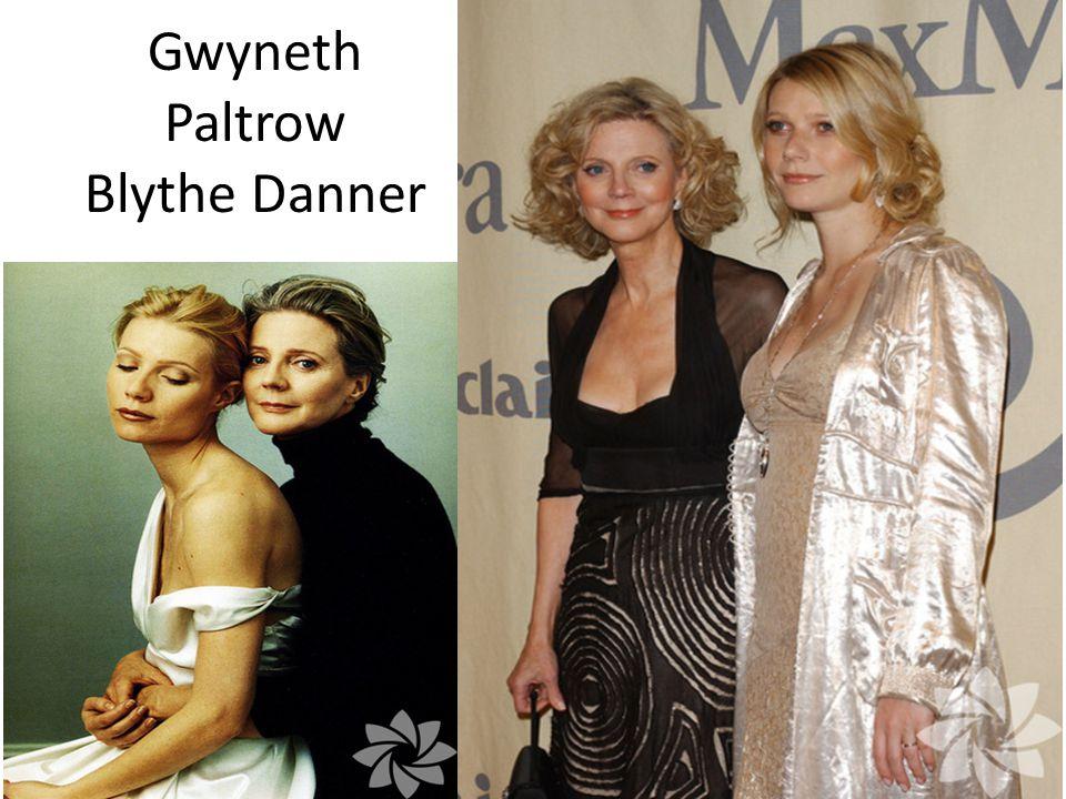 Gwyneth Paltrow Blythe Danner