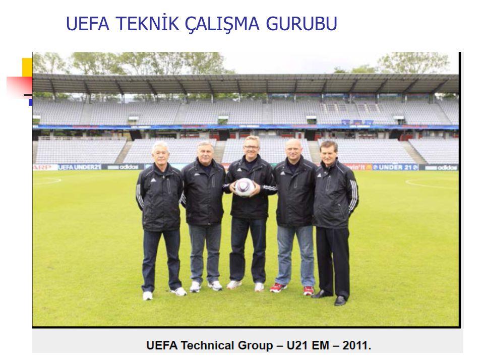 UEFA TEKNİK ÇALIŞMA GURUBU