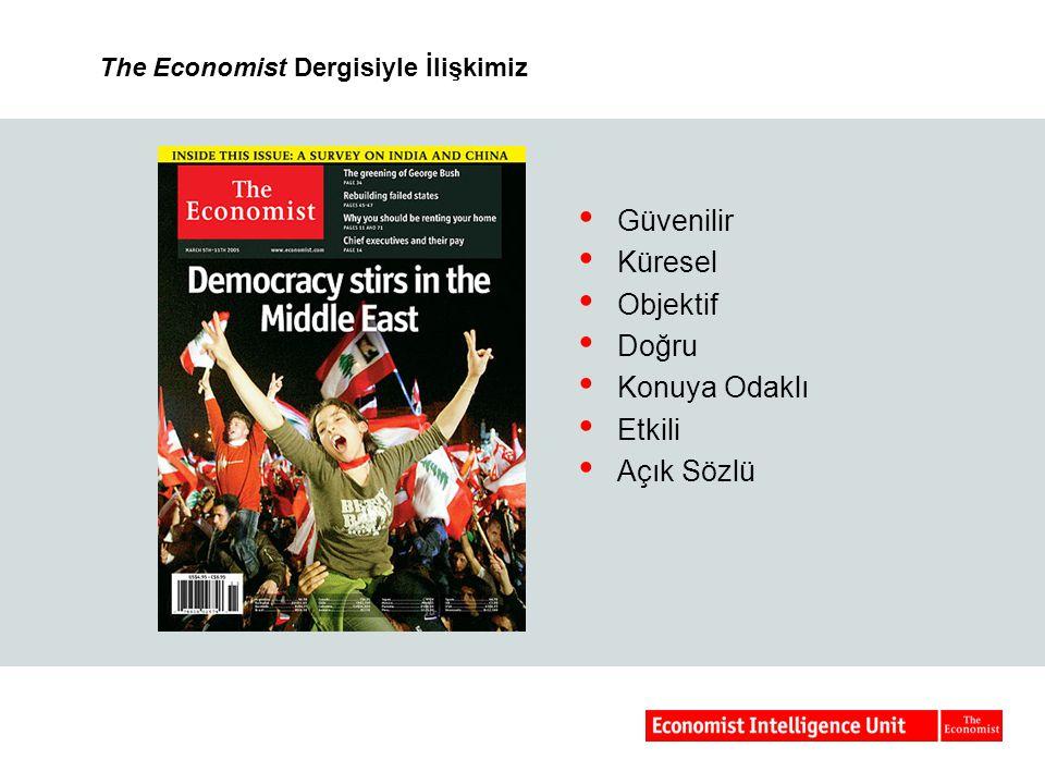 The Economist Dergisiyle İlişkimiz Güvenilir Küresel Objektif Doğru Konuya Odaklı Etkili Açık Sözlü