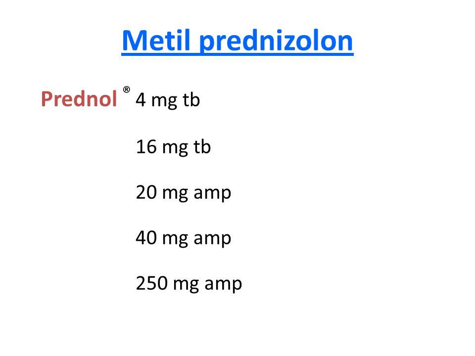 Deksametazon Dekort ®8 mg amp 0.50 mg tb & 0.75 mg tb