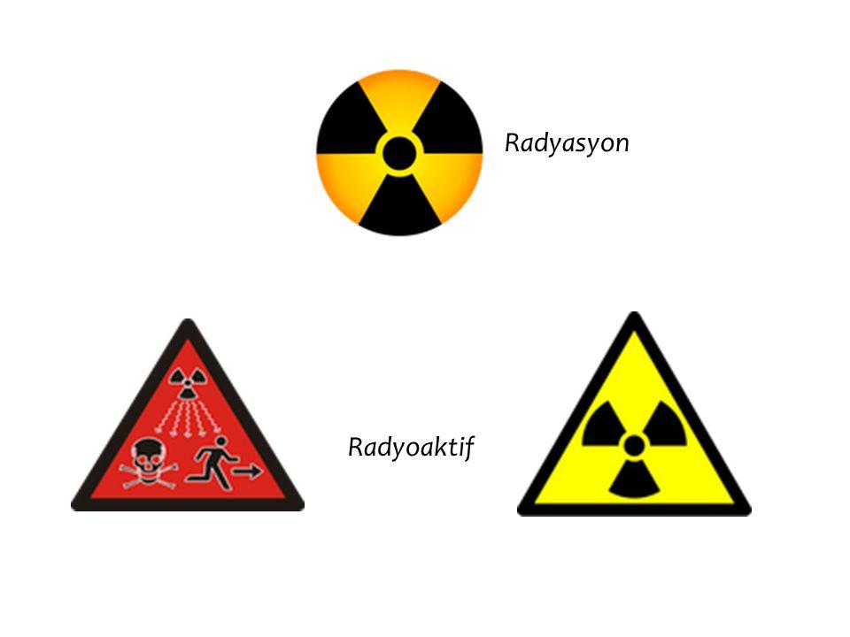 Radyasyon Radyoaktif