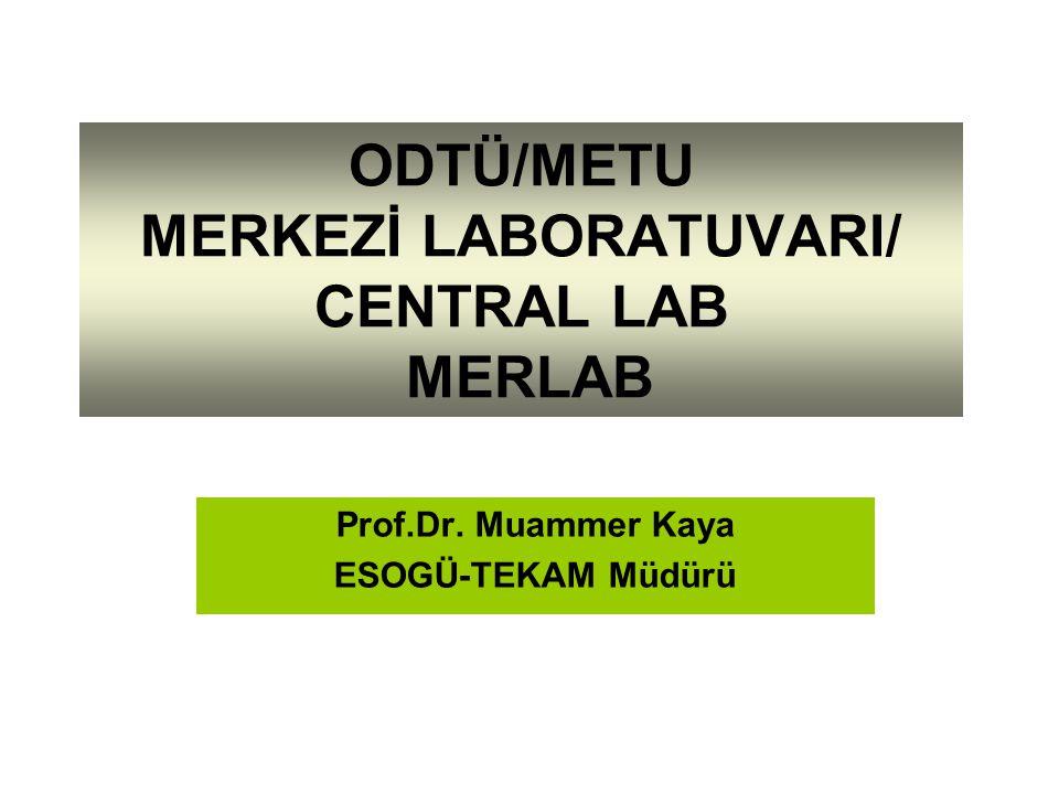 ODTÜ/METU Merkezi Laboratuvar AR-GE Eğitim ve Ölçme MerkeziAR-GE Eğitim ve Ölçme Merkezi Moleküler Biyoloji Biyoteknoloji AR-GE MerkeziMoleküler Biyoloji Biyoteknoloji AR-GE Merkezi