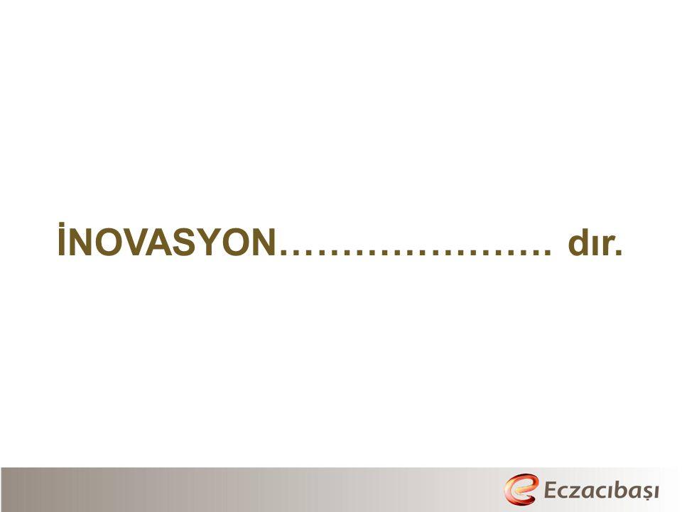 İnovasyon Yetkinliğinin Geliştirilmesi ile ilgili planın oluşturulması 13 Mart, 2007