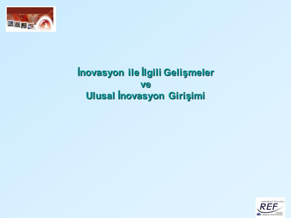 REF Çalışmaları MİSYON Genel olarak küreselleşme, özel olarak da Avrupa Birliği'ne entegrasyon sürecinde uluslararası piyasalarda Türk özel sektörünün kalıcı bir pazar payı elde edebilmesi için gerekli rekabet gücü, teknoloji yönetimi ve kıyaslama çalışmalarını yapmak FAALİYET ALANLARI Benchmarking (Kıyaslama) Teknoloji ve inovasyon yönetimi Rekabet gücü FAALİYET TÜRLERİ Araştırma Bilgi yayılımı İşbirlikleri