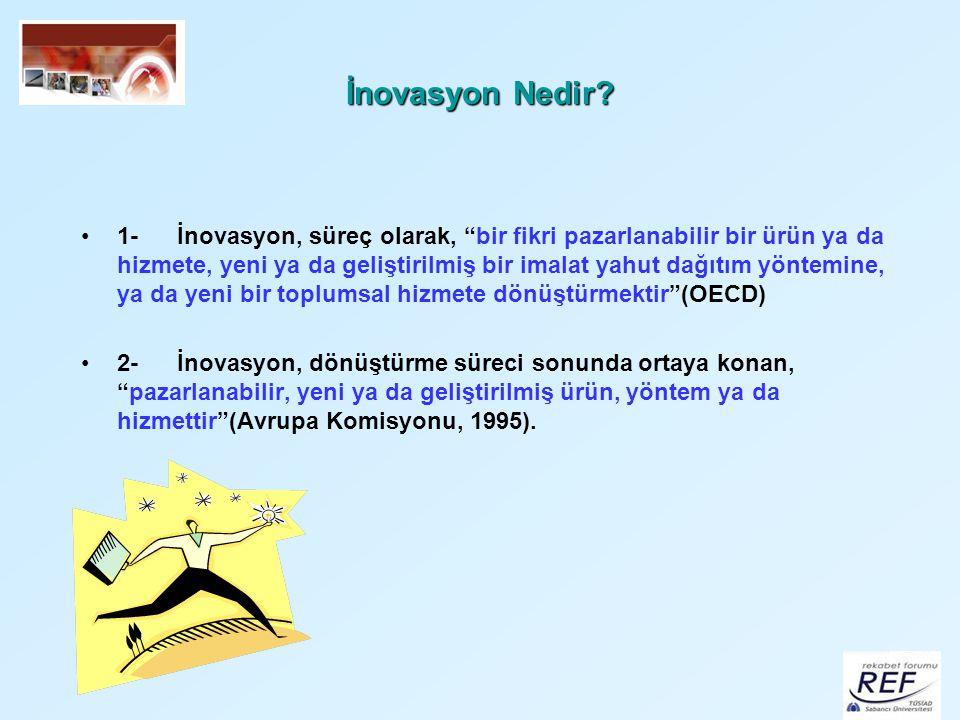 Türkiye'de Bilim ve Teknoloji Politikaları Çalışmaları 1.Dr.