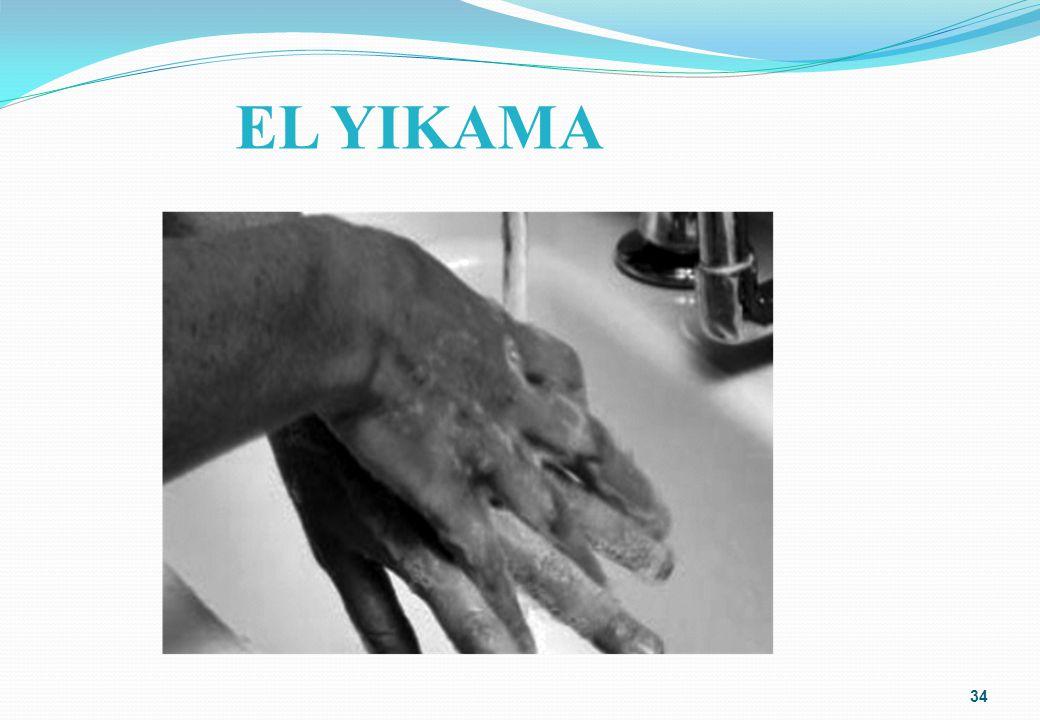 EL YIKAMA 34