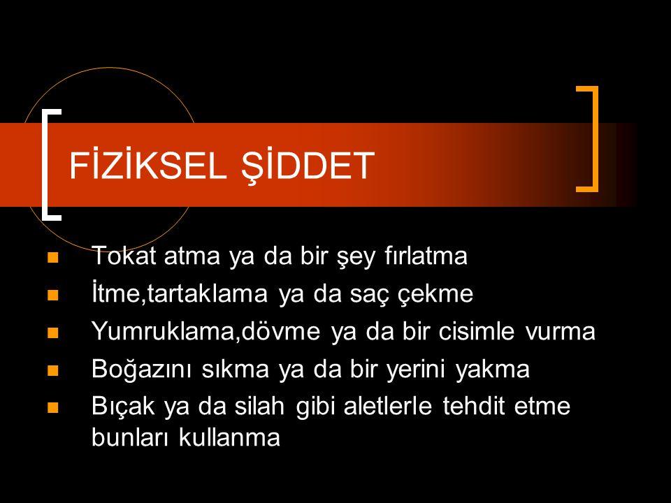 Türkiye'de Kadına Yönelik Aile İçi Şiddet Araştırması 2009 Ocak Raporuna Göre; Kadınların %23'ü eşi veya birlikte olduğu kişinin/kişilerin kendi çalışmasına engel olduğunu ya da işten ayrılmasına neden olduğunu belirtmektedir.