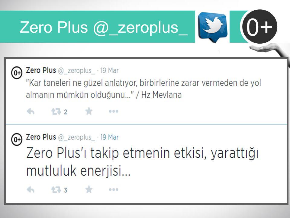 Zero Plus @_zeroplus_ 0+