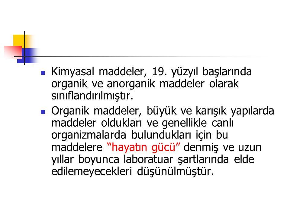 ALDEHİT VE KETONLARIN ÖZELLİKLERİ 1.