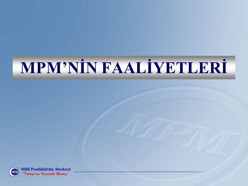 MPM'NİN FAALİYETLERİ