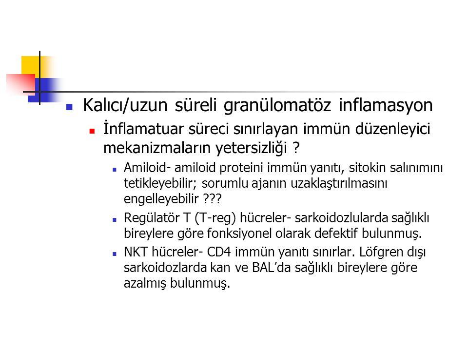 Spontan remisyonun mekanizması?.