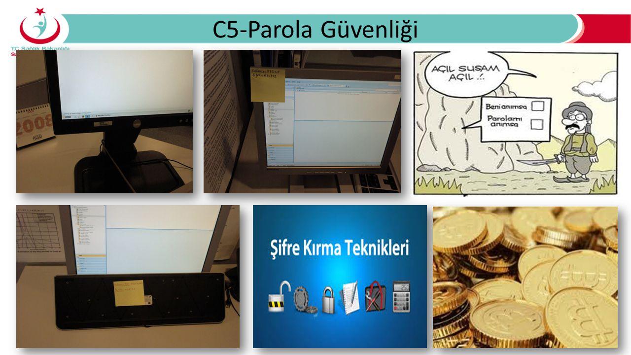 C5-Parola Güvenliği