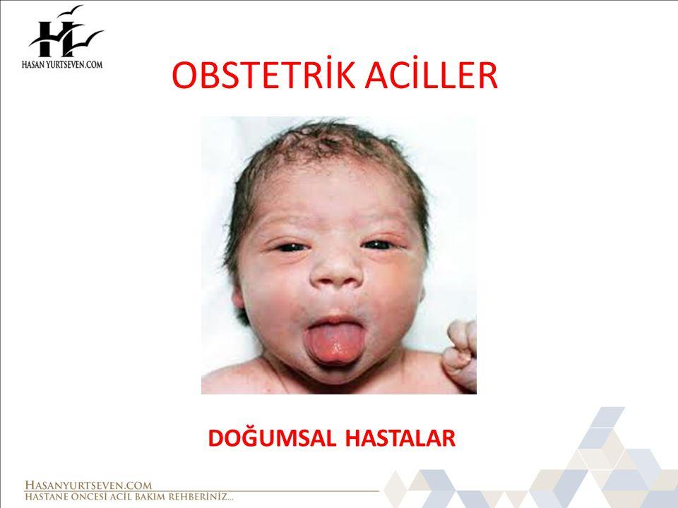 AMAÇLAR  Doğumsal acillerin tanınması  Acil doğum eyleminin gerçekleştirilebilmesini kavranması  Gebelik komplikasyonlarının tanınması ve tedavisi