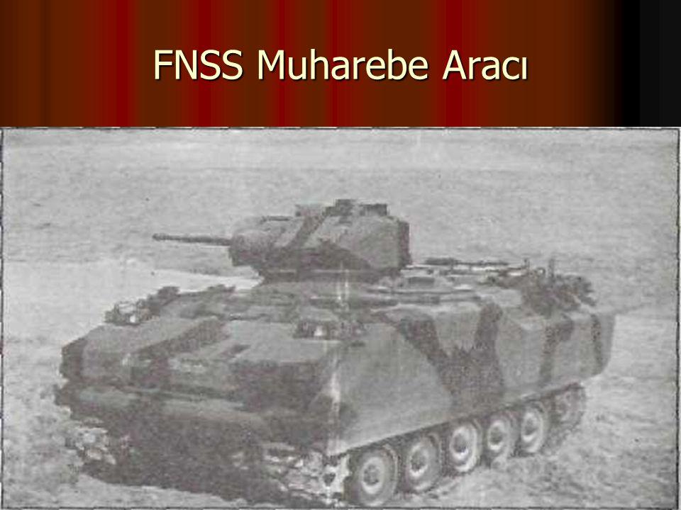 FNSS Muharebe Aracı