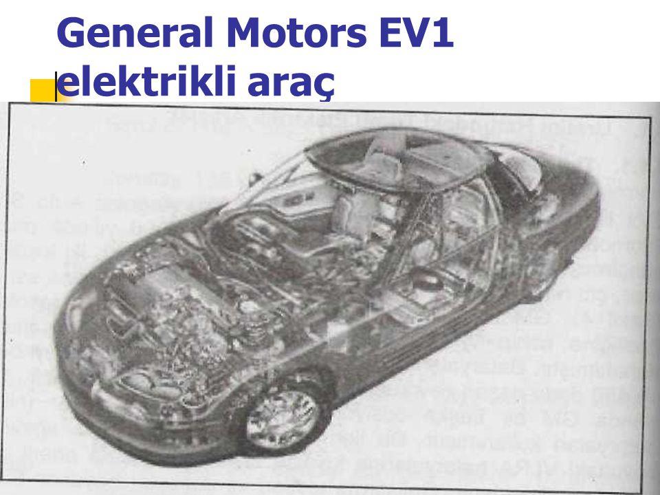 General Motors EV1 elektrikli araç