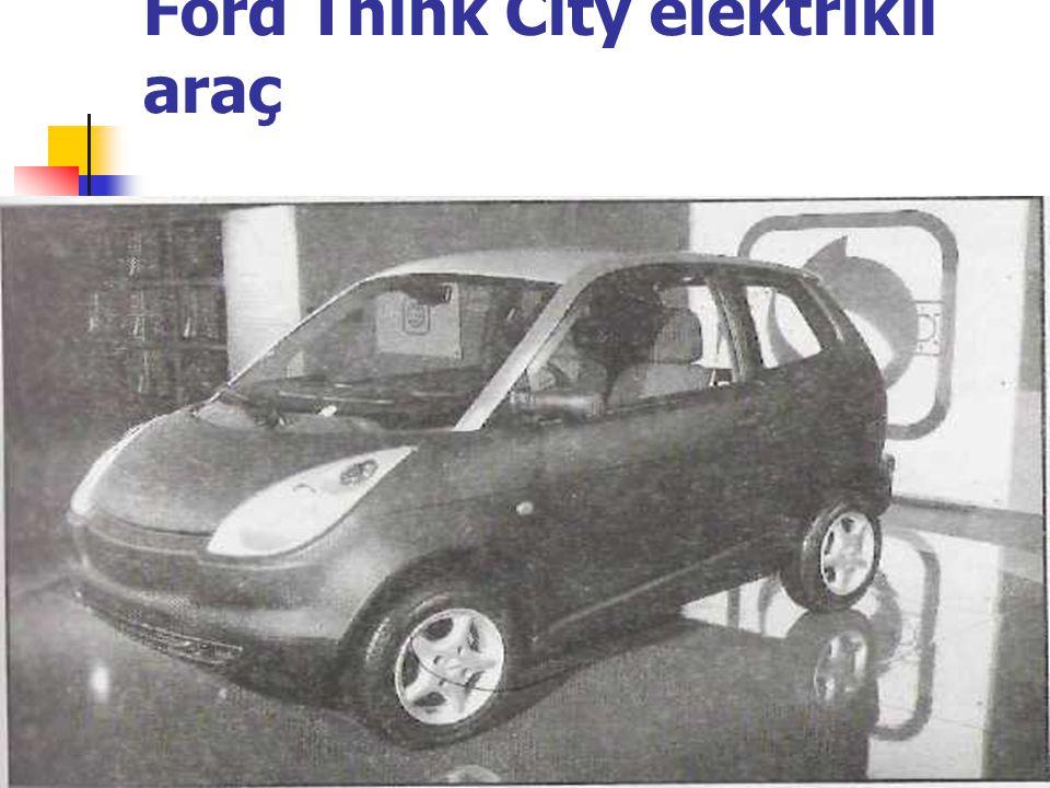 Ford Think City elektrikli araç