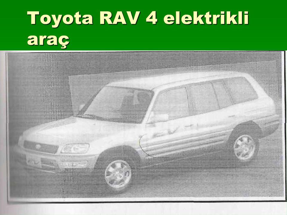 Toyota RAV 4 elektrikli araç