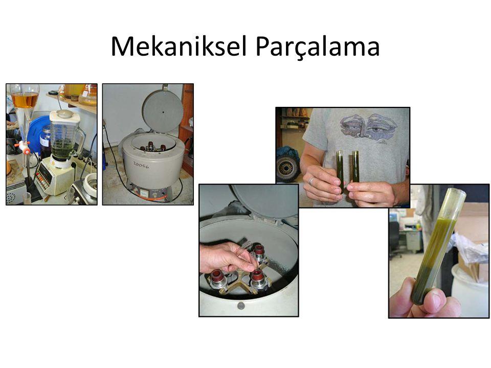 Jel filtrasyon kromatografisi ile de tuzlar uzaklaştırılabilir