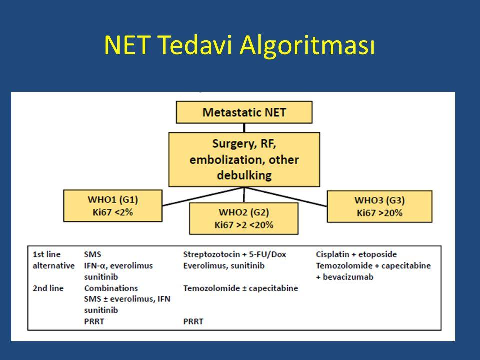 NET Tedavi Algoritması