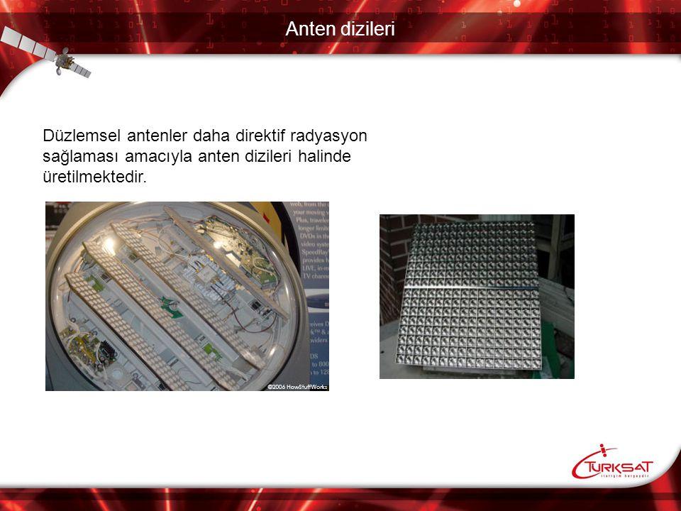 Hedefler Firmamız öncelikle özgün bir uydu alıcı anteni geliştirmeyi hedeflemektedir.