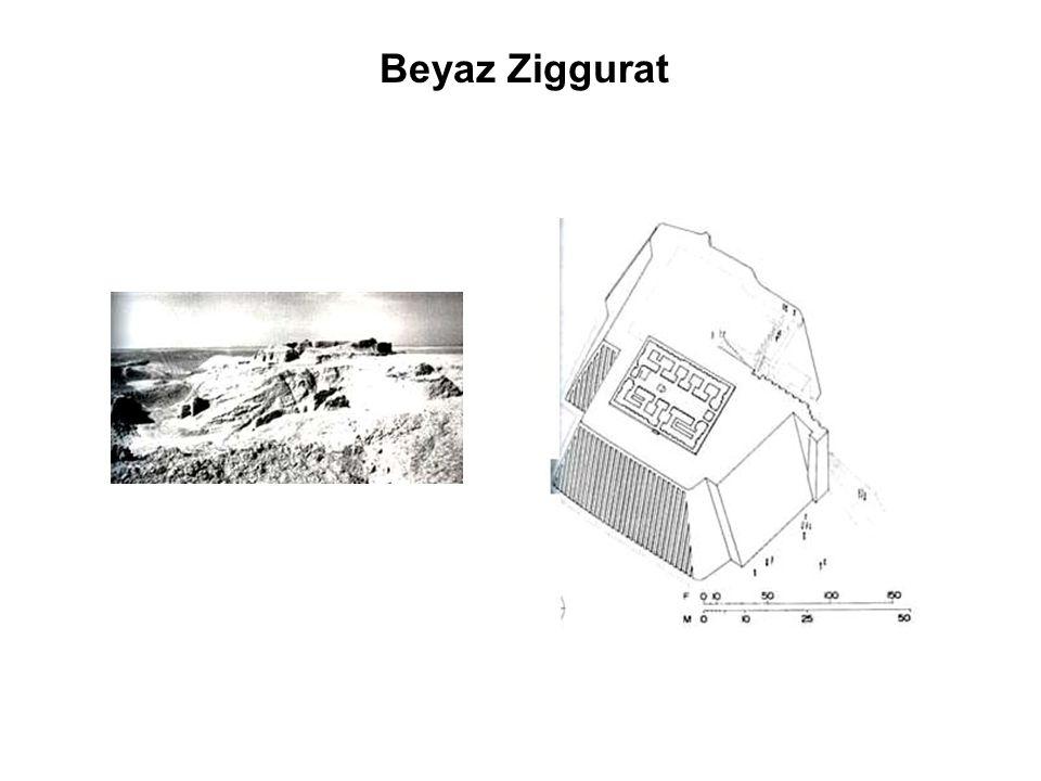 Beyaz Ziggurat