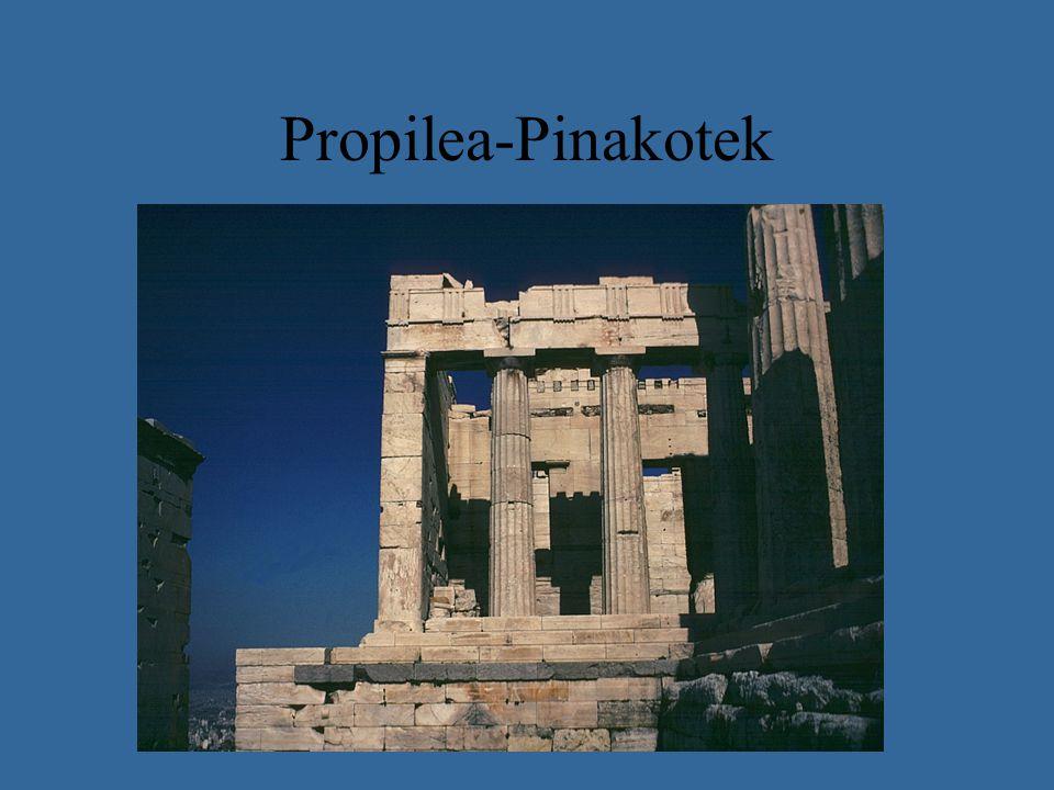 Propilea-Pinakotek