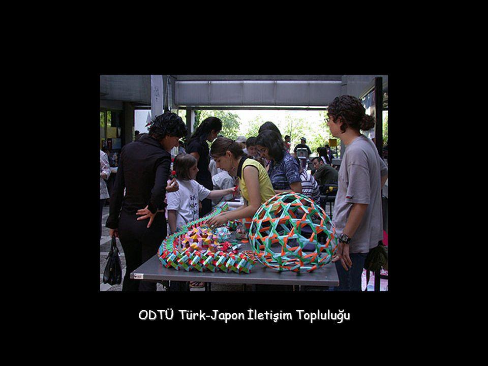 ODTÜ Türk-Japon İletişim Topluluğu