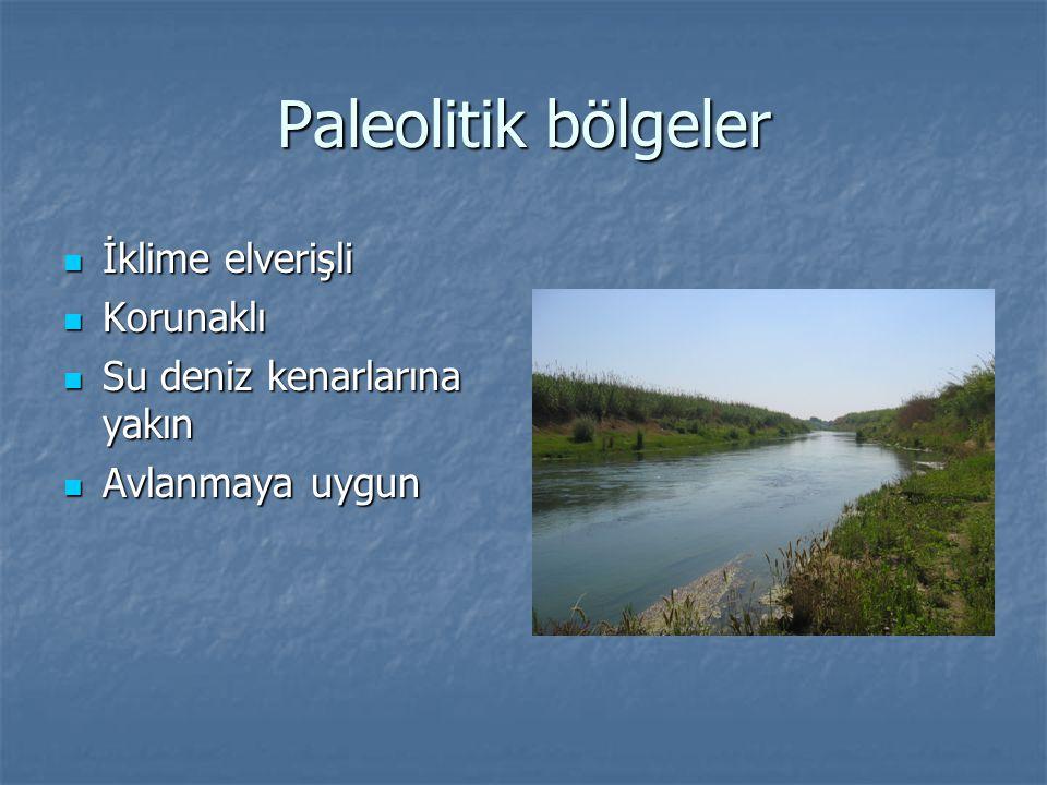 Neolitik evre Anadolu'nun değişik yerlerine göre farklı Anadolu'nun değişik yerlerine göre farklı Doğuda 11.bine dek uzanan kültür zinciri Doğuda 11.bine dek uzanan kültür zinciri Dicle ve Fırat nehirleri havzasında Nevali Çori (Diyarbakır), Göbekli Tepe (Urfa)ve Çatal Höyük (Konya ovası) ve Hacılar (Burdur) Dicle ve Fırat nehirleri havzasında Nevali Çori (Diyarbakır), Göbekli Tepe (Urfa)ve Çatal Höyük (Konya ovası) ve Hacılar (Burdur)