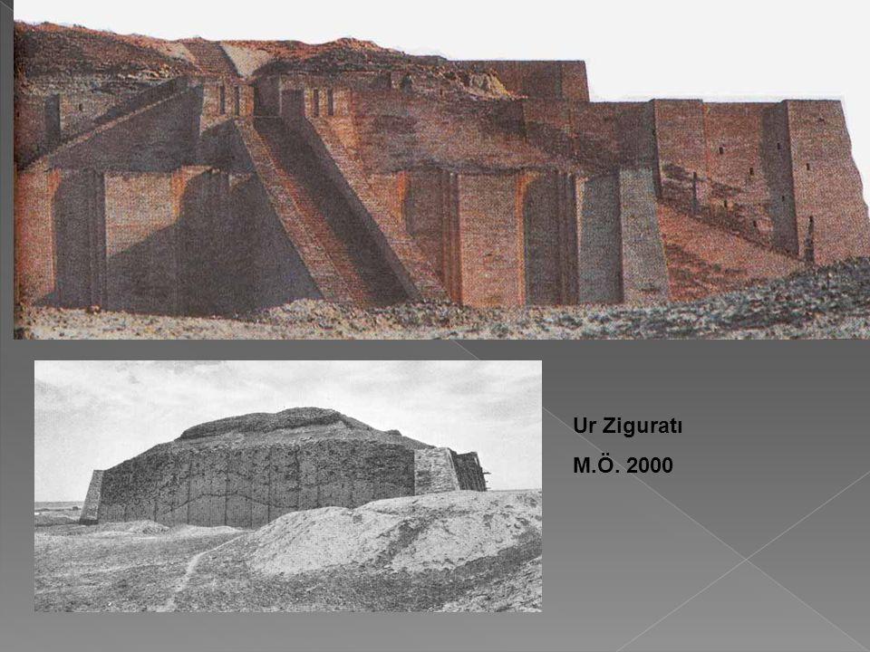 Ur Ziguratı M.Ö. 2000