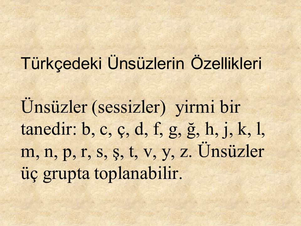 b) Ünlü Türemesi: Ünlü türemesi, bazı kelimelere -cik eki geldiğinde olur.