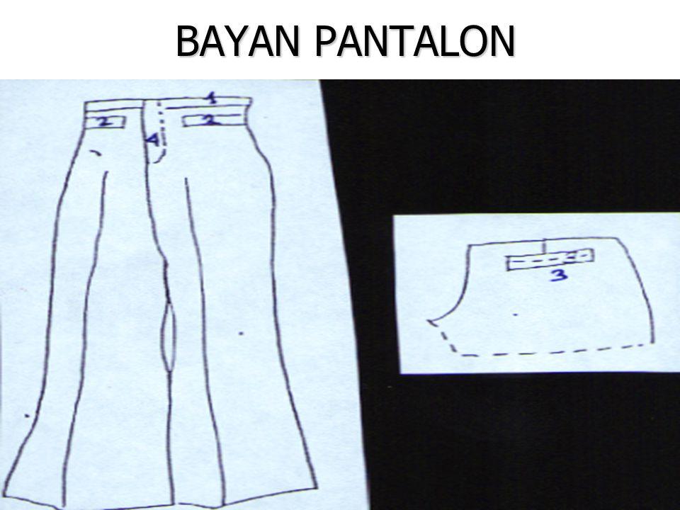 BAYAN PANTALON